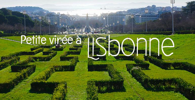 Photos de Lisbonne - titre
