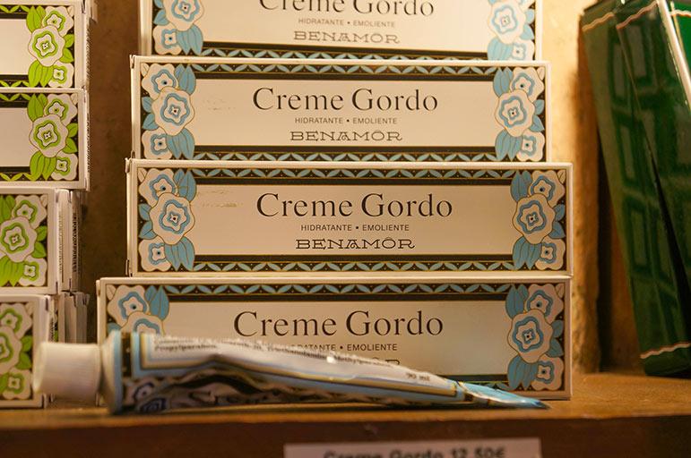 Boutique de souvenirs A vida Portuguesa - 4 (cremes)