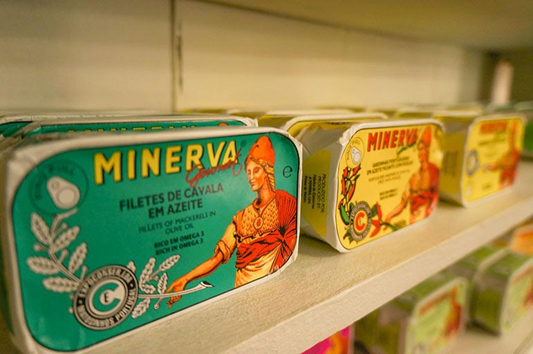 Boutique de souvenirs A vida Portuguesa - 2 (sardines)