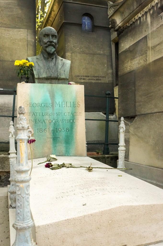 Tombe de Georges Méliès