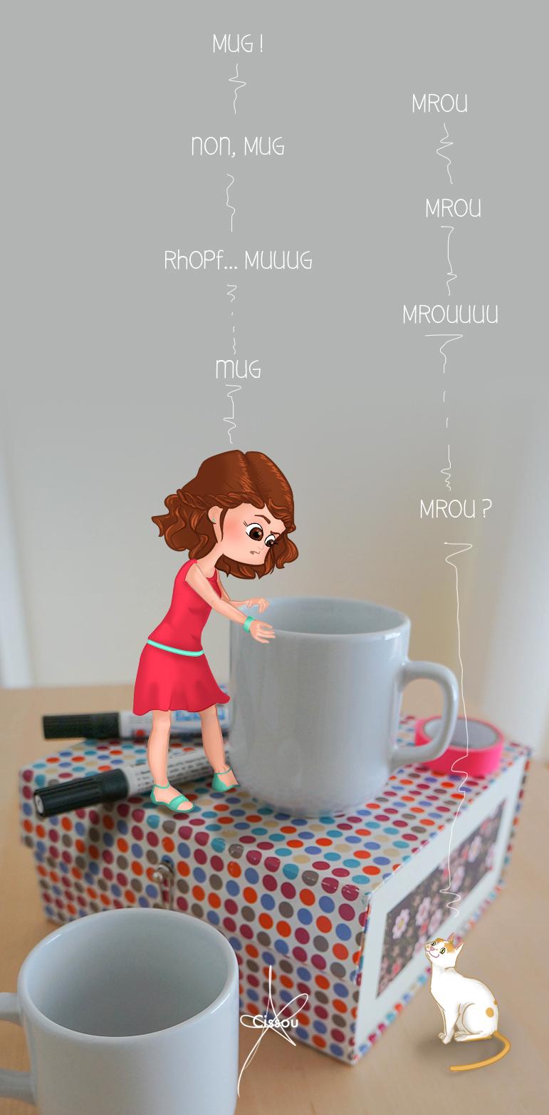 Introduction au DIY Mugs