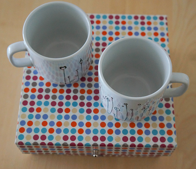 DIY Mugs - Résultat