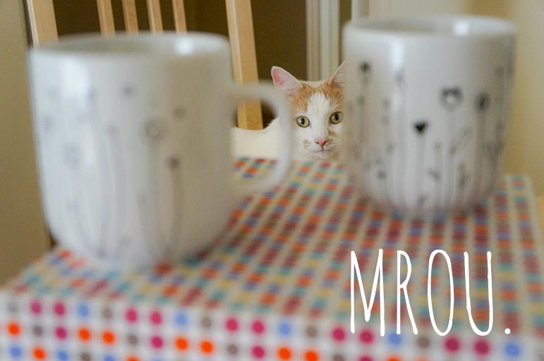 DIY Mugs - Mrou