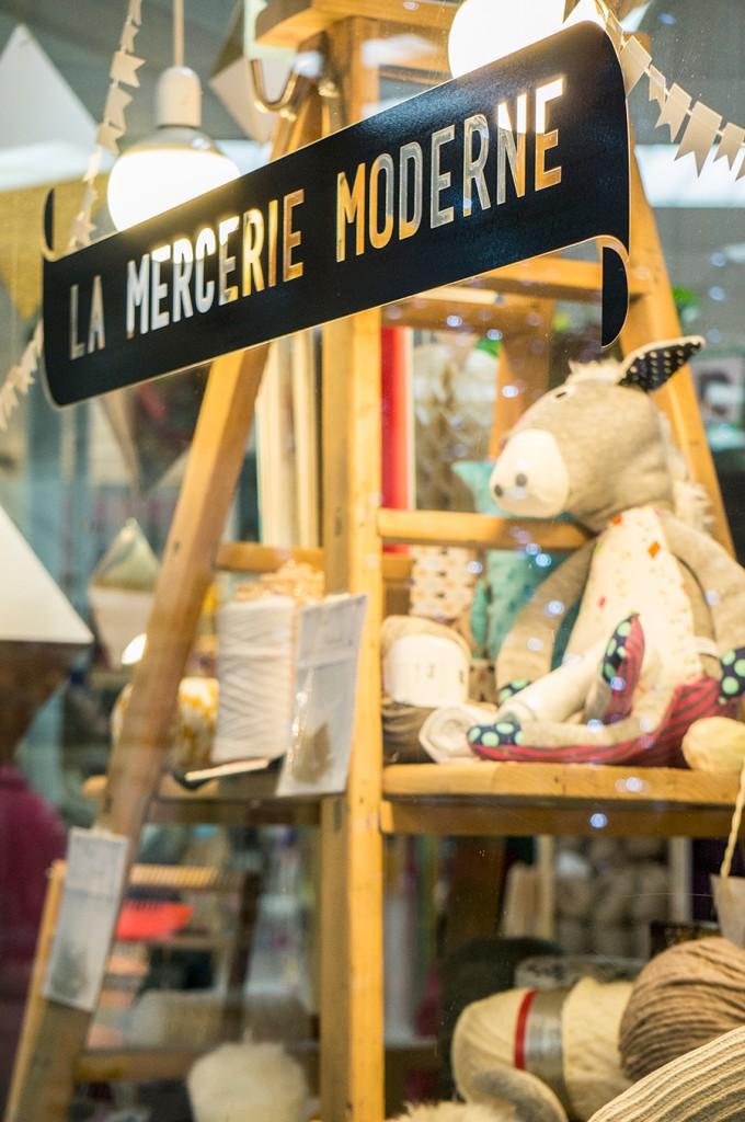 Mercerie Moderne - Toulouse