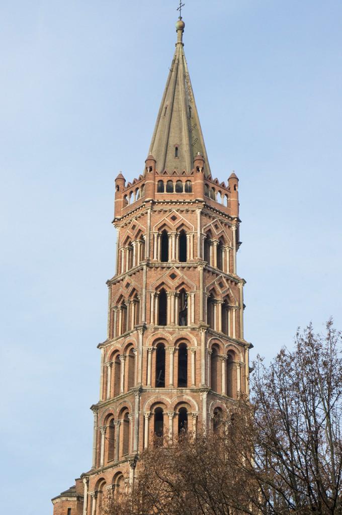 Basilique Saint-Cernin - Toulouse