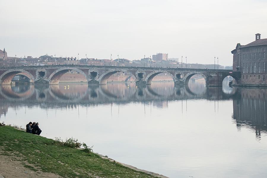 Quai de la Garonne - Toulouse